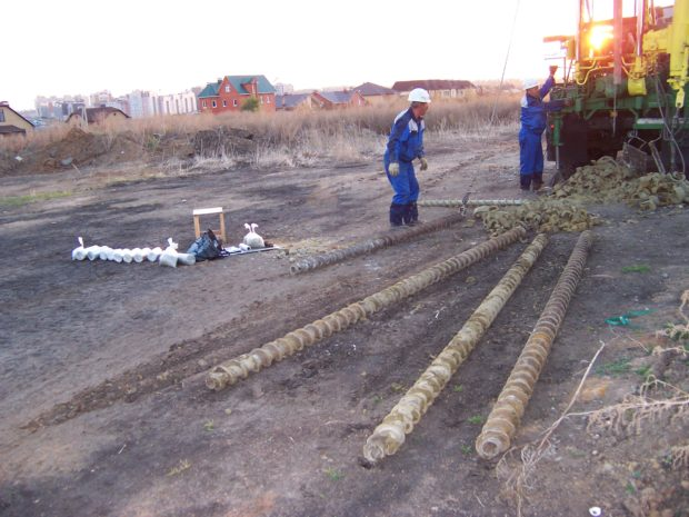 Инженерно-геологические изыскания. Клин и Клинский район