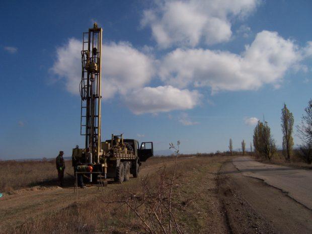 Инженерно-геологические изыскания. Одинцово и Одинцовский район