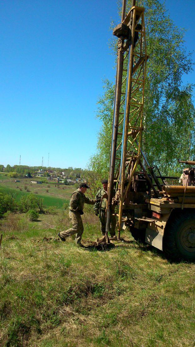 Инженерно-геологические изыскания. Егорьевск и Егорьевский район