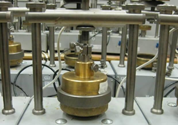 Механические характеристики грунтов