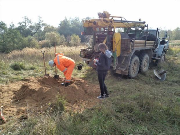 Геологические изыскания в Домодедово