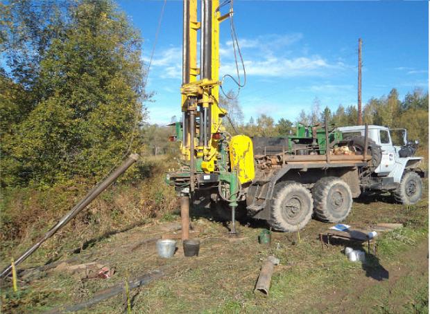 Геологические изыскания в Жуковском